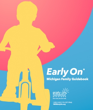 Thumbnail image of English Early On Michigan Family Guidebook