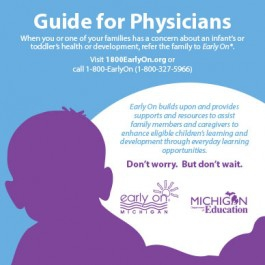 Image of Guide for Physicians (Don't Worry, but Don't Wait)