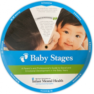 Thumbnail image of Baby Stages (MiAIMH) - English
